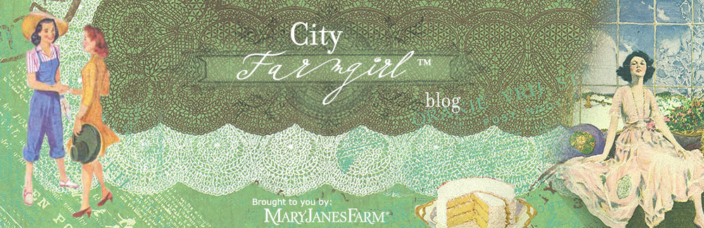 City Farmgirl