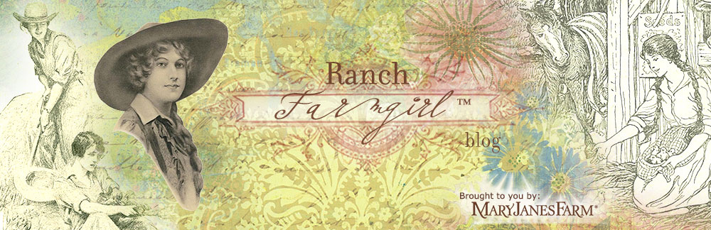 Ranch Farmgirl