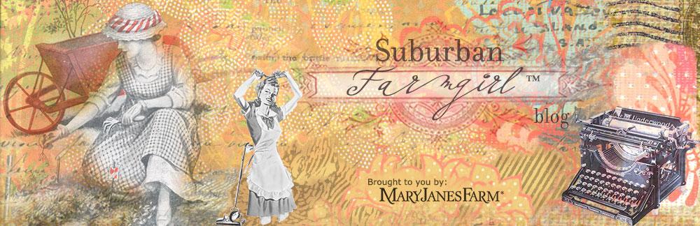 Suburban Farmgirl