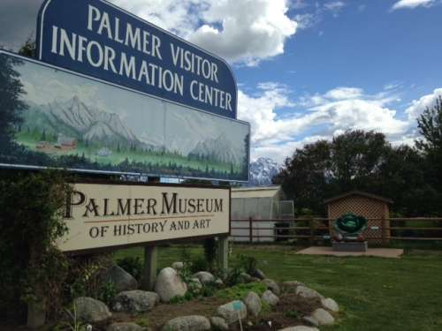 I love the Palmer visitor center and museum!