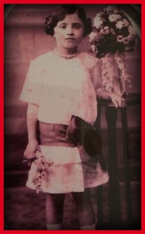 My grandmother, 1920-something...