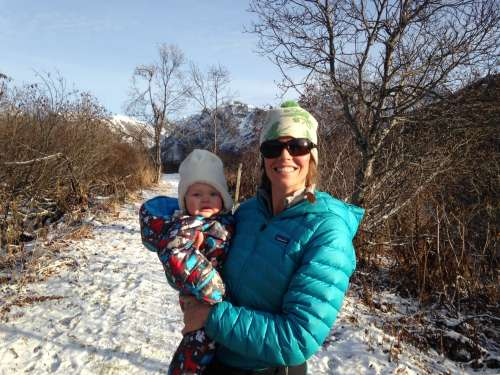Hike it, Baby!  Hiking with other moms and their babies is super fun!