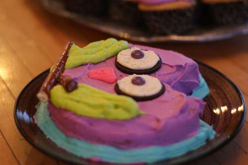 Smash cake!