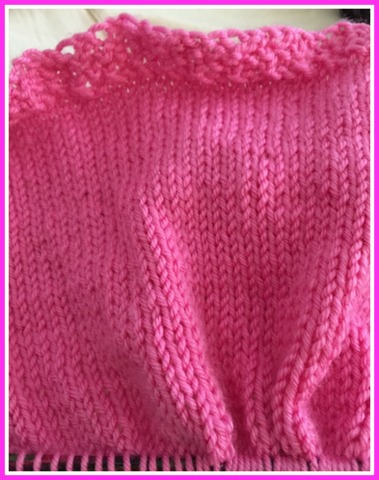 Isn't this color divine? This will be my new spring sweater.