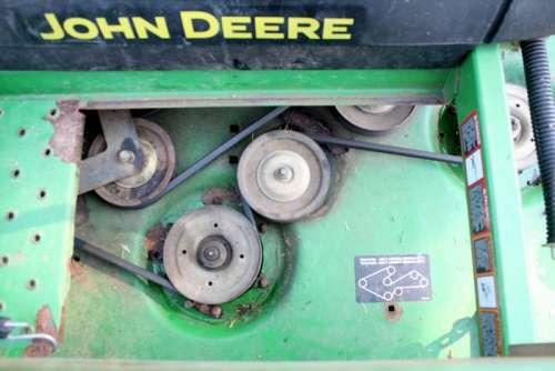 john deere 757 deck belt diagram john image wiring i drive a 757 john deere that is farmgirl bloggers on john deere 757 deck belt