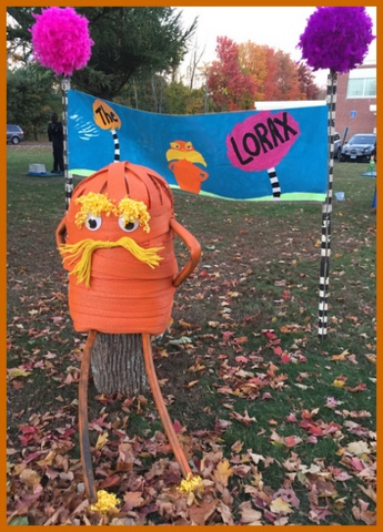 Here's a Lorax Dr. Seuss would be so proud of!