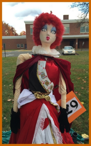 Here's a beautiful Queen of Hearts...