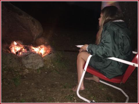 Cozy campfire!