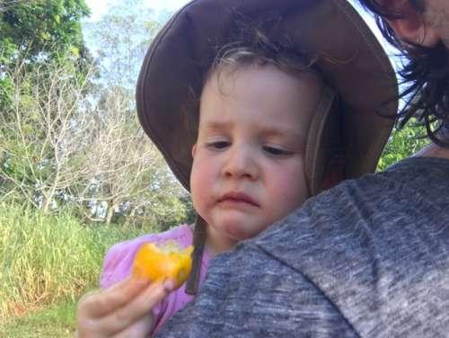 Ava loves kumquats.