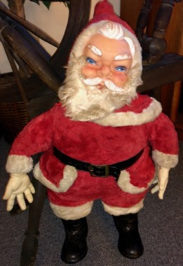 "The ""original"" Elf on A Shelf - Santa Toy circa late 40's/early 50's"