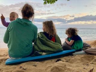Island Sunrises