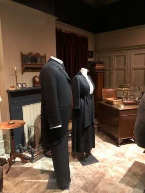 The Downton Abbey touring exhibit was a great treat when it was in my neck of the woods, NYC March, 2018