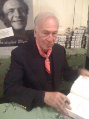 Mr. Plummer was so nice when met him, and had the bluest eyes I have ever seen!