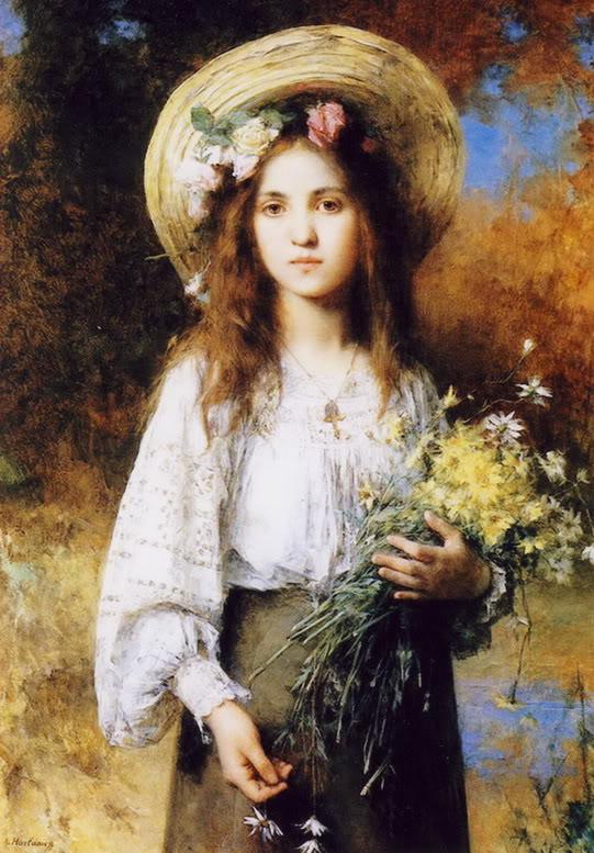 Farmgirl Flower Fairies | Farmgirl Bloggers | 541 x 777 jpeg 107kB