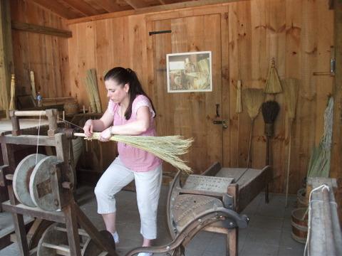 Swept Away… at Old Sturbridge Village | Farmgirl Bloggers